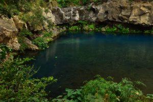 Le Bassin Malheur<br> Les Bassins de Saint-Gilles<br> Île de la Réunion