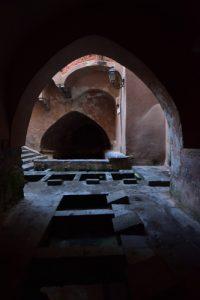 Lavoirs médiévaux du village de Cefalù<br> Île de La Sicile