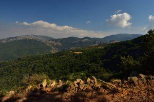 Parco Naturale Regionale delle Madonie depuis Piano Pomo<br> Île de La Sicile