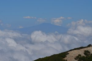 L'Etna depuis le sommet du Pizzo Carbonara<br> Parco Naturale Regionale delle Madonie<br> Île de La Sicile