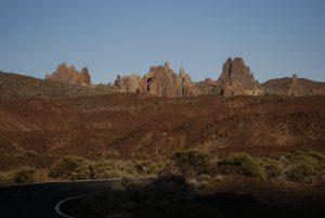 Los Roques de Garcia<br> Parc national du Teide<br> Île de Tenerife (Islas Canarias)