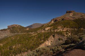 El Sombrero<br> Parc national du Teide<br> Île de Tenerife (Islas Canarias)