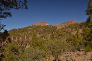 Sombrero &amp; Roque de Almendras depuis le sentier de Sombrero de Chasna<br> Parc national du Teide<br> Île de Tenerife (Islas Canarias)