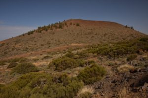 Montana Guamasa ou del Alto<br> Parc national du Teide<br> Île de Tenerife (Islas Canarias)