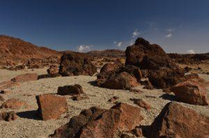 Minas de San Jose<br> Parc national du Teide<br> Île de Tenerife (Islas Canarias)