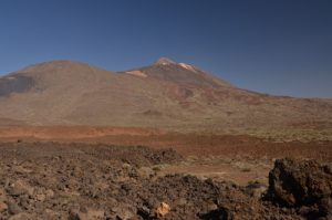 Pico viejo &amp; Teide<br> Parc national du Teide<br> Île de Tenerife (Islas Canarias)