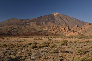 Plaine de Ucanca, Teide et Los Roques<br> Parc national du Teide<br> Île de Tenerife (Islas Canarias)