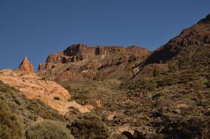 Montana Guajara<br> Parc national du Teide<br> Île de Tenerife (Islas Canarias)