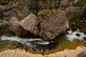 La Clue de Saint-Auban<br> Parc Naturel Régional des Préalpes d'Azur