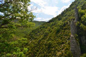 Chemin de la Cascade du Verraillon<br> Parc Naturel Régional des Préalpes d'Azur