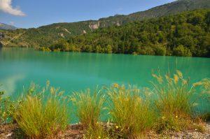 Barrage de Chaudanne<br> Parc Naturel Régional du Verdon