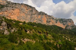 Cascade de Tuf<br> Les Gorges du Verdon<br> Parc Régional du Verdon