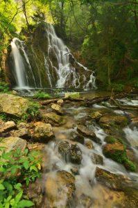 La Cascade du Végay<br> Parc Naturel Régional du Verdon