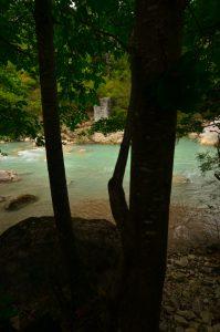 La Rivière de l'Esteron<br> Parc Naturel Régional du Verdon