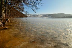 Le Lac de Gérardmer<br> Parc naturel régional des Ballons des Vosges