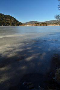 Le Lac de Longemer<br> Parc naturel régional des Ballons des Vosges