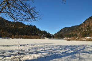 Le Lac de Retournemer<br> Parc naturel régional des Ballons des Vosges