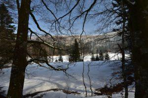 Lac de Blanchemer<br> Parc naturel régional des Ballons des Vosges