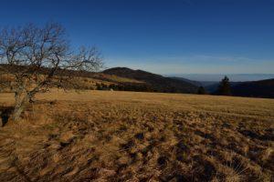La route des Crêtes<br> Parc Naturel Régional des Ballons des Vosges