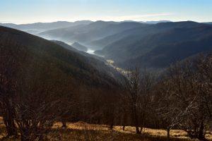 Lac et Vallée de Wildenstein<br> La route des Crêtes<br> Parc Naturel Régional des Ballons des Vosges