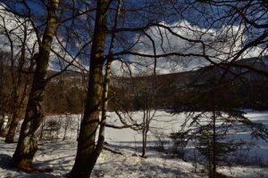 Le Lac de Blanchemer<br> Parc Naturel Régional des Ballons des Vosges