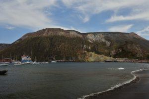 Baia di Levante<br> Île de Vulcano<br> Île éoliennes