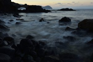 Punta Samossa<br> Île de Vulcano<br> Île éoliennes