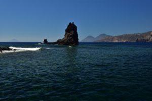 Porto di Ponente<br> Île de Vulcano<br> Île éoliennes