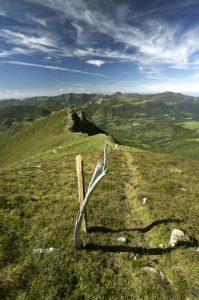 Le Plomb du Cantal Massif du Cantal