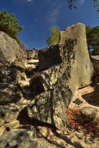 Chaos de Grès<br> Forêt Départementale des Grands-Avaux