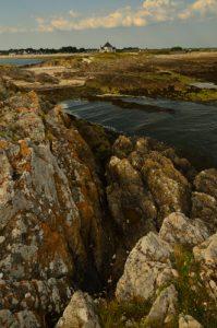 Chapelle de Penvins - La Pointe de Penvins -  Le Golfe du Morbihan