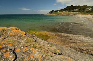 La Plage de Men Maria<br> Parc Naturel Régional du Golfe du Morbihan