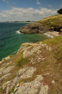 La Pointe du Grand Mont<br> Parc Naturel Régional du Golfe du Morbihan