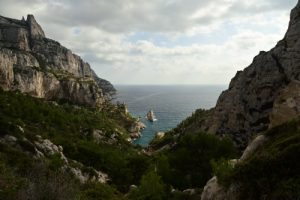 La Calanque de Sugiton<br>