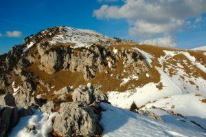 Mont Colombier (2045m) Massif des Bauges