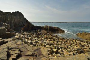 L'Île Grande<br> La Côte de granite rose