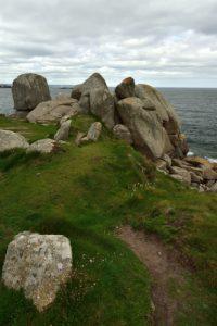 La Pointe du Dourven<br> Espace Naturel Sensible du Domaine de Dourven
