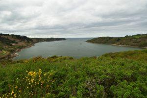 La Pointe du Dourven<br>La Côte de granite rose