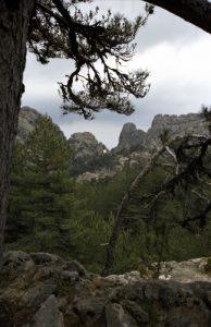 Le Trou de la Bombe<br> Région de Solenzara<br> Corse Sud Est
