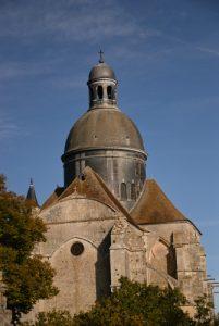 La Cité médiévale de Provins inscrite au patrimoine mondial de l'Unesco.