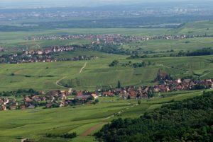 Château de Saint-Ulrich<br> Parc Naturel Régional des Ballons des Vosges