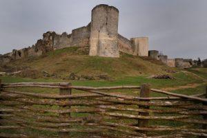 Château de Coucy-Le-Château-Auffrique
