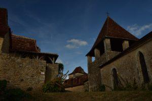 La Confluence de la Vézève &amp; la Dordogne à Limeuil<br> Réserve de Biosphère du Bassin de la Dordogne
