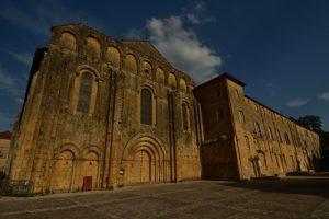 L'Abbaye Cistercienne de Cadouin<br> Réserve de Biosphère du Bassin de la Dordogne