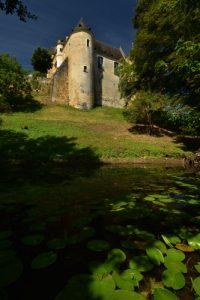 Le Château de Frayssac<br> Réserve de Biosphère du Bassin de la Dordogne