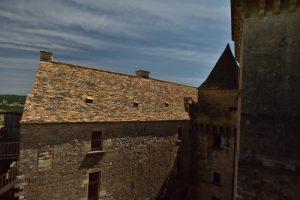 Le Château de Castelnaud<br> Réserve de Biosphère du Bassin de la Dordogne