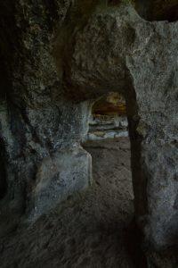 La Roque de Saint-Christophe<br> Vallée de la rivière La Vézève<br> Réserve de Biosphère du Bassin de la Dordogne