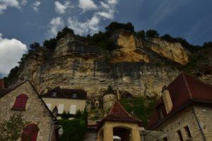 La Roque Gageac<br> Réserve de Biosphère du Bassin de la Dordogne