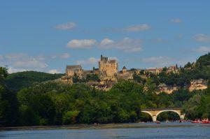 La Rivière Dordogne de Cénac à Beynac<br> Réserve de Biosphère du Bassin de la Dordogne