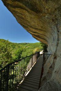 Le Roc de la Cazelle<br> Réserve de Biosphère du Bassin de la Dordogne